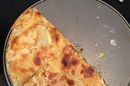 Flammkuchen Elsässer Art, süß oder herzhaft 61