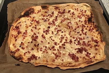 Flammkuchen Elsässer Art, süß oder herzhaft 30