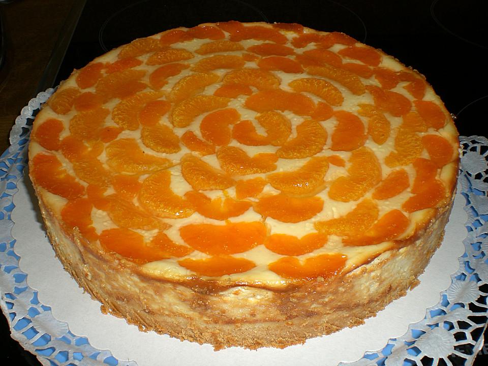Hedels Mandarinen Kasekuchen Von Schrat Chefkoch De