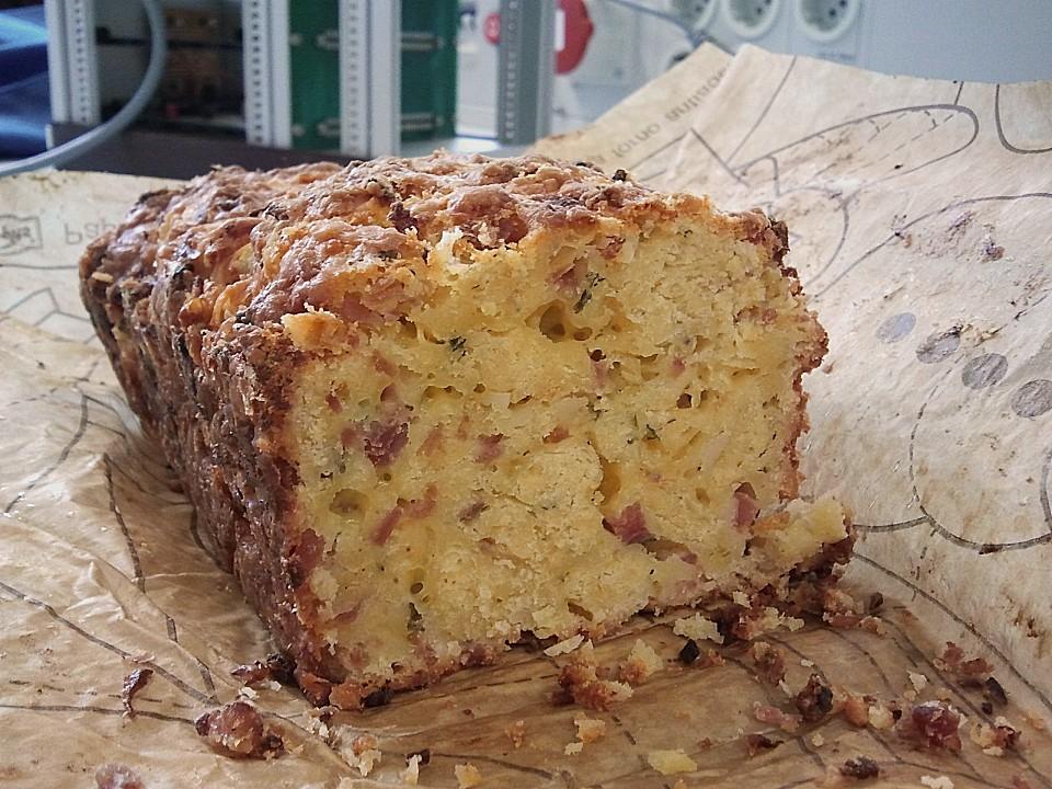 Herzhafter Schinkenkuchen Von Chrisbreunig Chefkoch De