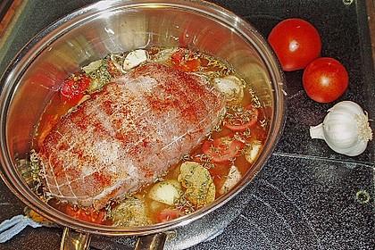 Schweinerollbraten 15