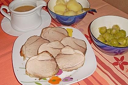 Schweinerollbraten 8