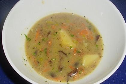 Herbstliche Kartoffelsuppe 16