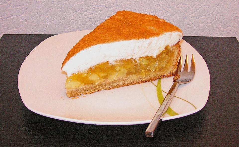 Apfel Schmand Torte Von Milly07 Chefkoch De