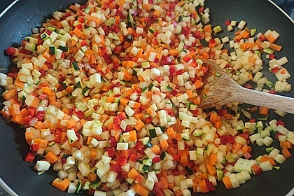 Cannelloni mit cremiger Gemüse-Käse-Füllung 25