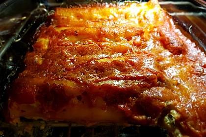 Cannelloni mit cremiger Gemüse-Käse-Füllung 28