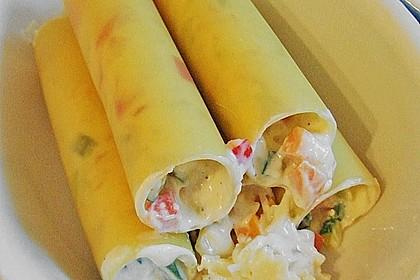 Cannelloni mit cremiger Gemüse-Käse-Füllung 36