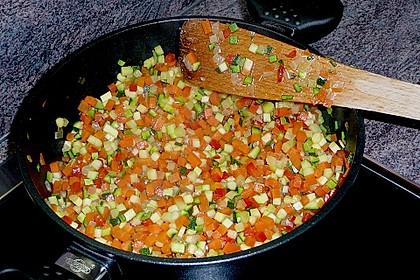 Cannelloni mit cremiger Gemüse-Käse-Füllung 42