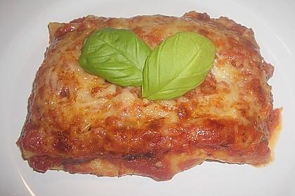 Cannelloni mit cremiger Gemüse-Käse-Füllung 15