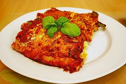 Cannelloni mit cremiger Gemüse-Käse-Füllung 6