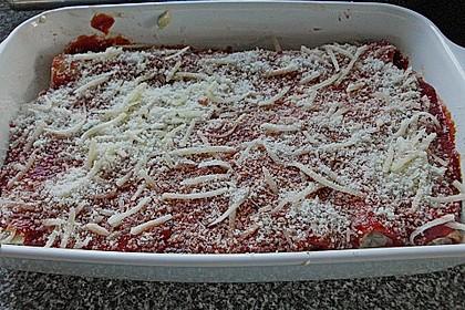 Cannelloni mit cremiger Gemüse-Käse-Füllung 74