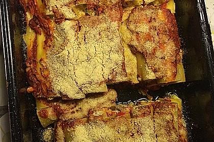 Cannelloni mit cremiger Gemüse-Käse-Füllung 94