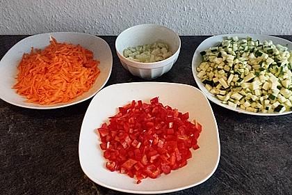 Cannelloni mit cremiger Gemüse-Käse-Füllung 18