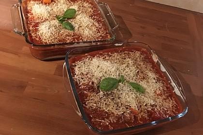 Lasagne Bolognese (Bild)