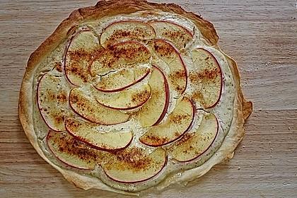 Einfacher Flammkuchen 101