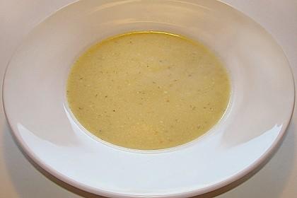 Pastinaken - Süßkartoffelsuppe 17