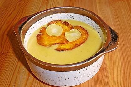 Pastinaken - Süßkartoffelsuppe 3