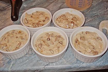 Ragout fin mit gemischten Pilzen 5