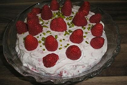 Schnelles Himbeer Dessert 28