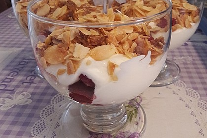 Schnelles Himbeer Dessert 31
