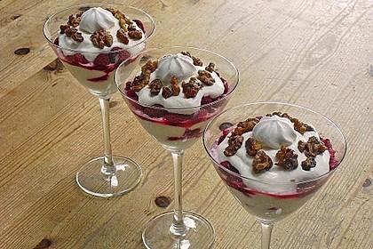 Schnelles Himbeer Dessert 6