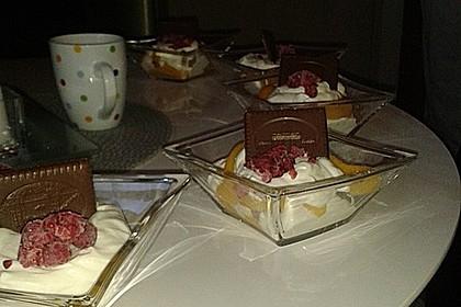 Schnelles Himbeer Dessert 30