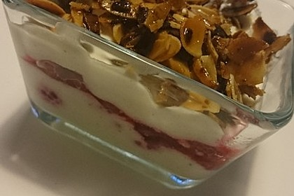 Schnelles Himbeer Dessert 22