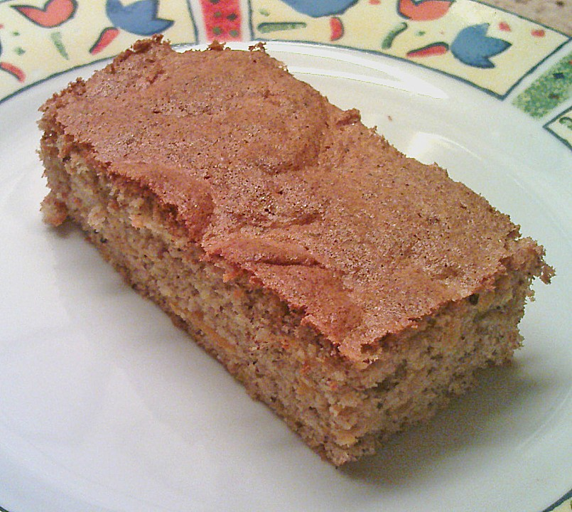 Kurbis Nuss Kuchen Ein Sehr Leckeres Rezept Chefkoch De