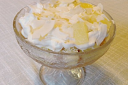 Ananas - Kokos Dessert 1