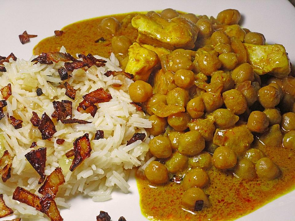 Juliets Reis indische Art von Juliet15 | Chefkoch