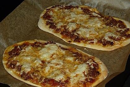 Türkische Pizza 3