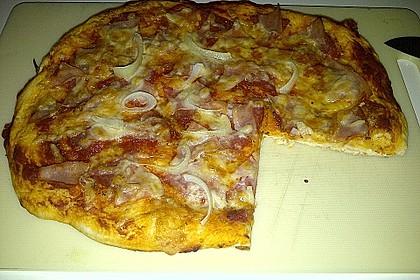 Türkische Pizza 5