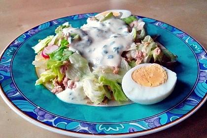 Chefsalat mit Thunfisch 12