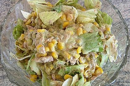Chefsalat mit Thunfisch 19