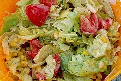 Chefsalat mit Thunfisch 21