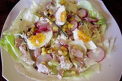Chefsalat mit Thunfisch 13