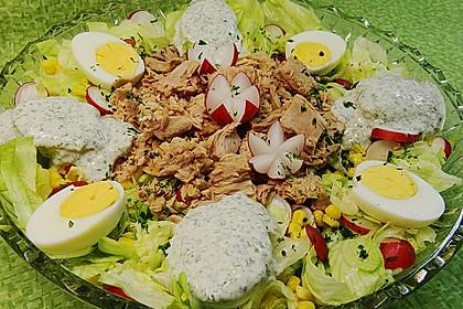 Chefsalat mit Thunfisch 4