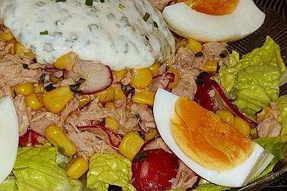 Chefsalat mit Thunfisch 16