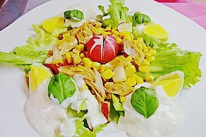 Chefsalat mit Thunfisch 8