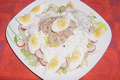 Chefsalat mit Thunfisch 17