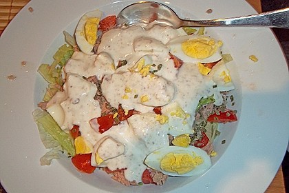 Chefsalat mit Thunfisch 20