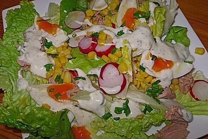 Chefsalat mit Thunfisch 2