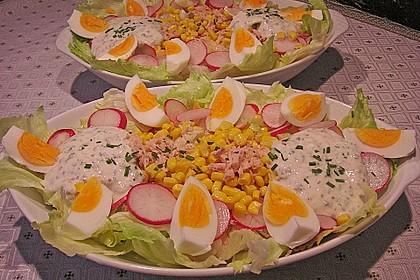 Chefsalat mit Thunfisch 10