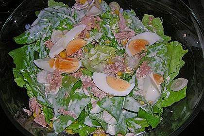 Chefsalat mit Thunfisch 15
