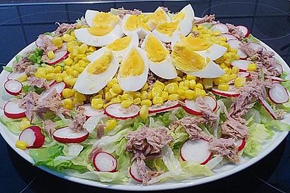 Chefsalat mit Thunfisch 7