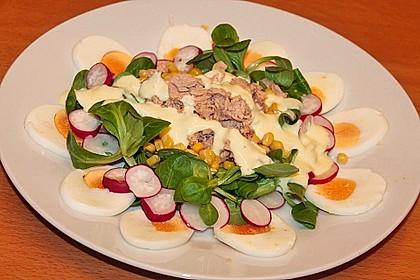 Chefsalat mit Thunfisch 3