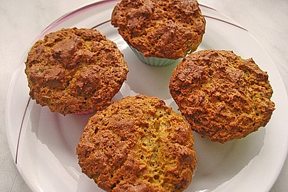 Low Carb Soja - Muffins