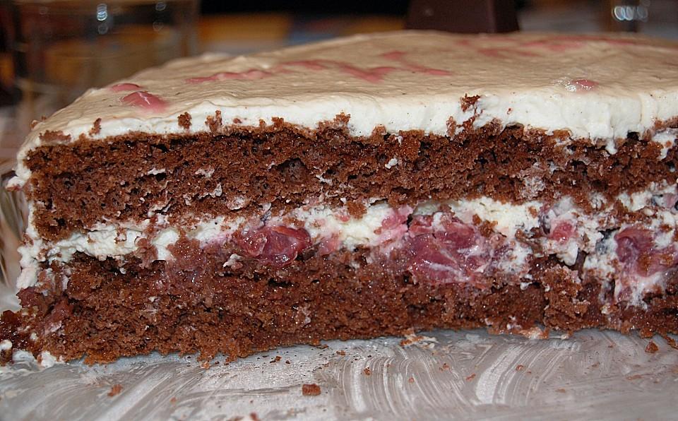 Mon Cheri Torte Von Hobbykoch1975 Chefkoch De