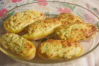 Gefüllte Kartoffeln 4