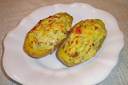 Gefüllte Kartoffeln 7